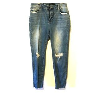 FOREVER 21: Size 16 denim
